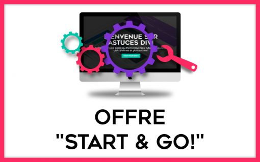 Boutique Astuces Divi : Offre Strat & Go!