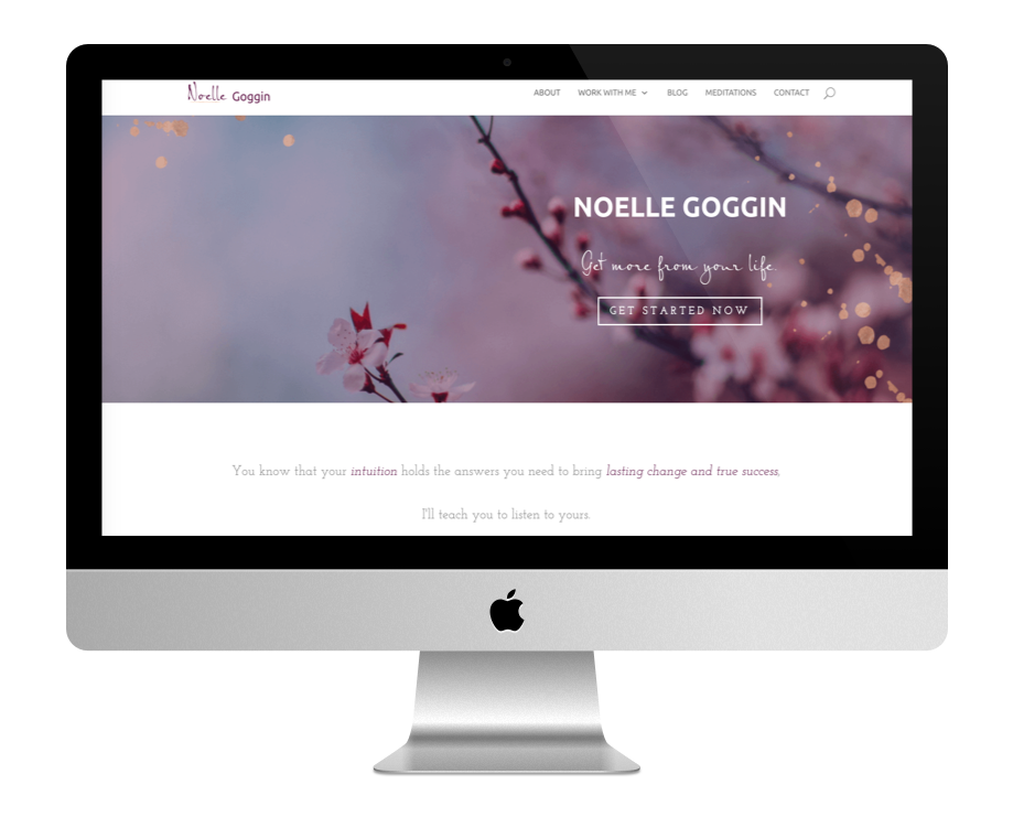 Site Web Coaching - Noelle Goggin