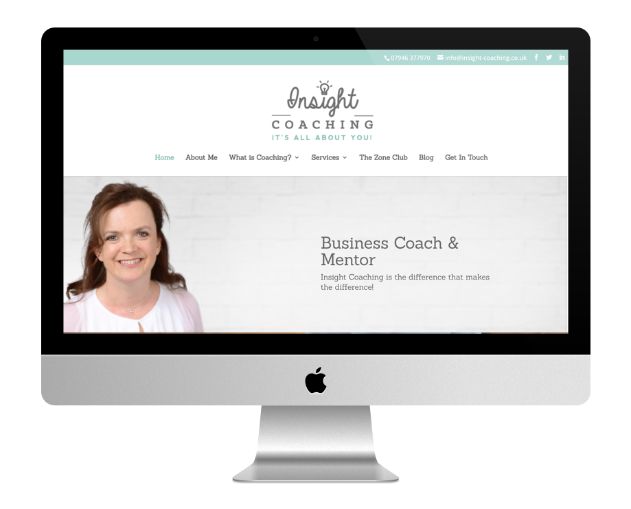 Site Web Coaching - Insight Coaching