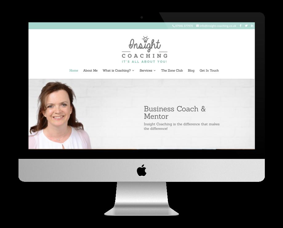 Site Web Coaching - Insight Coaching