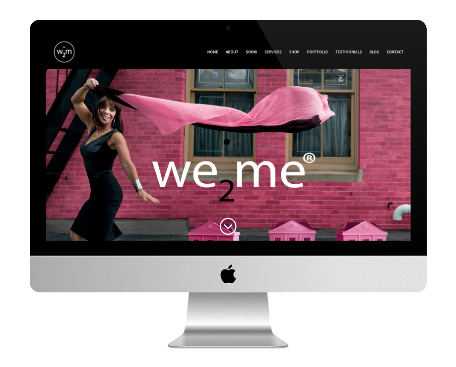 Site Web Coaching - We 2 Me