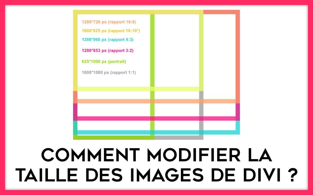 Comment Modifier La Taille Des Images De Divi Blog Galerie