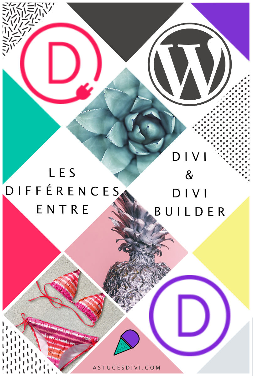 differences entre Divi et Divi Builder