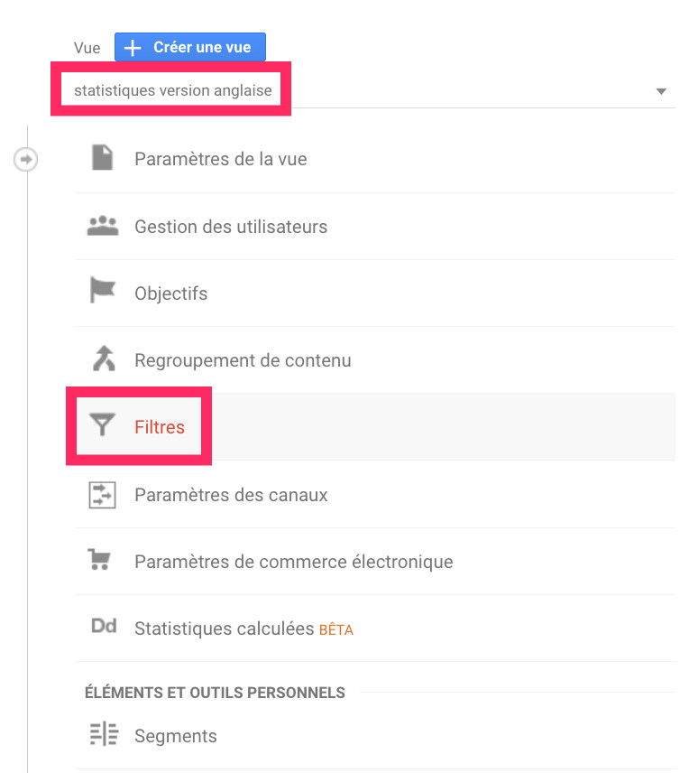 Google analytics Weglot