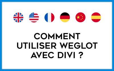Weglot : un site multilingue en 15 minutes !