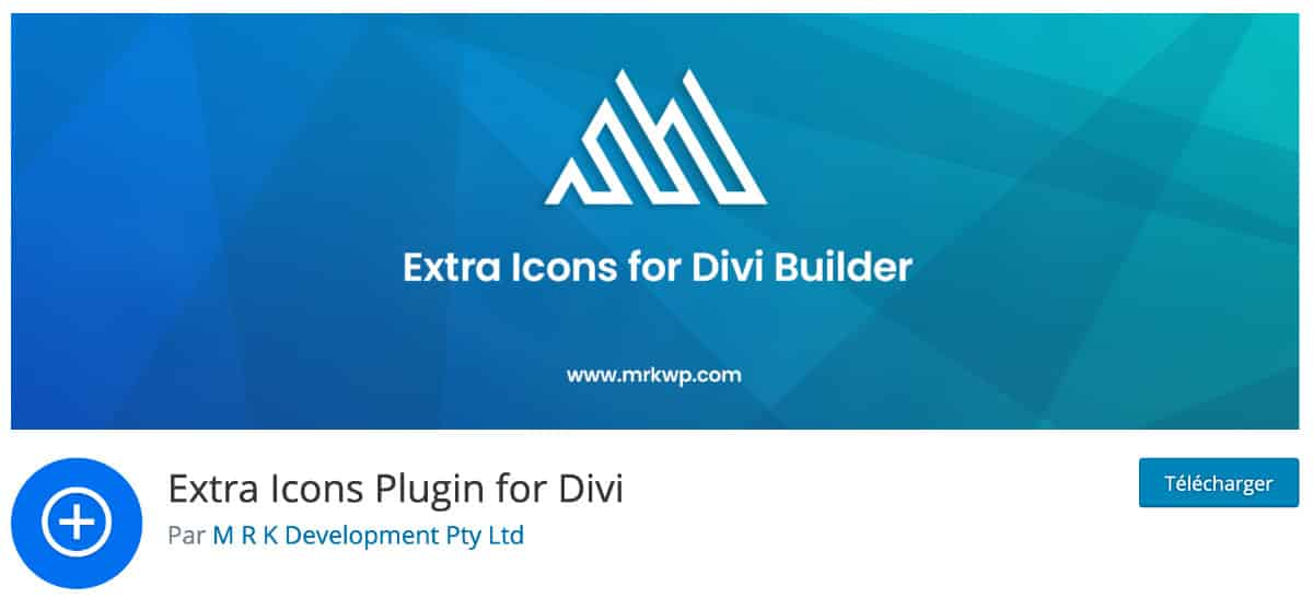 Extra Icon For Divi