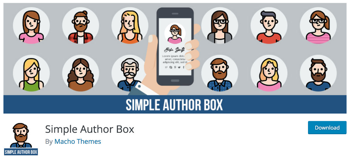 plugin simple author box