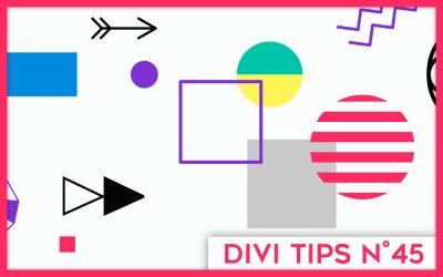Comment obtenir une couleur de fond différente sur chaque page de votre site Divi ?