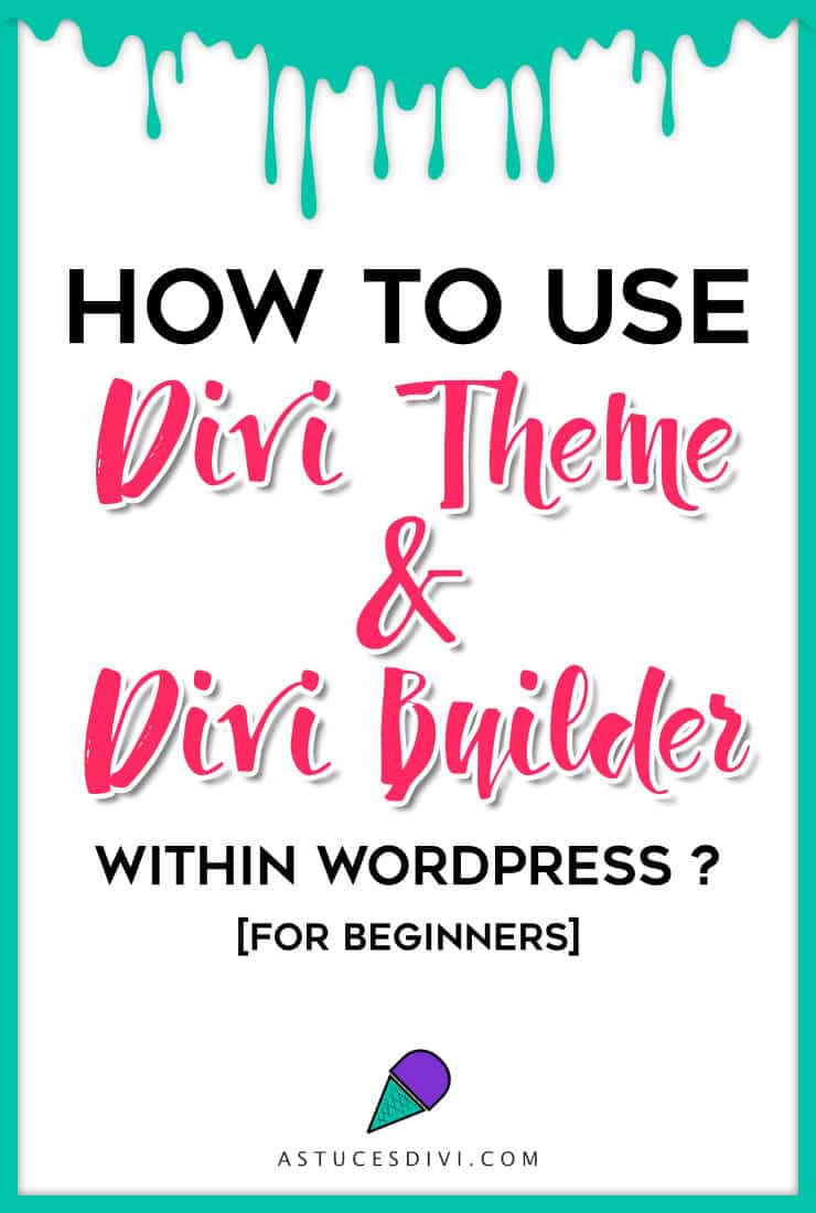 How to use Divi in WordPress ?