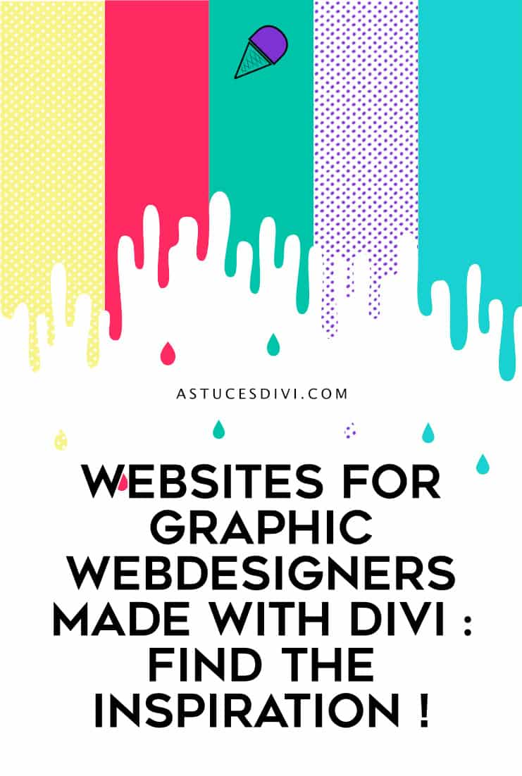 inspirations websites made with divi
