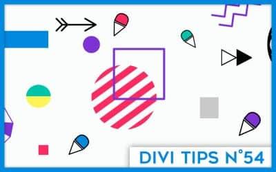 Divi Switch : un plugin multifonction qui vous veut du bien !