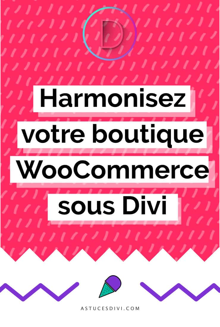 Harmoniser la couleur de la boutique avec la charte graphique