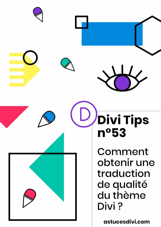 Traduire Divi avec Divi French