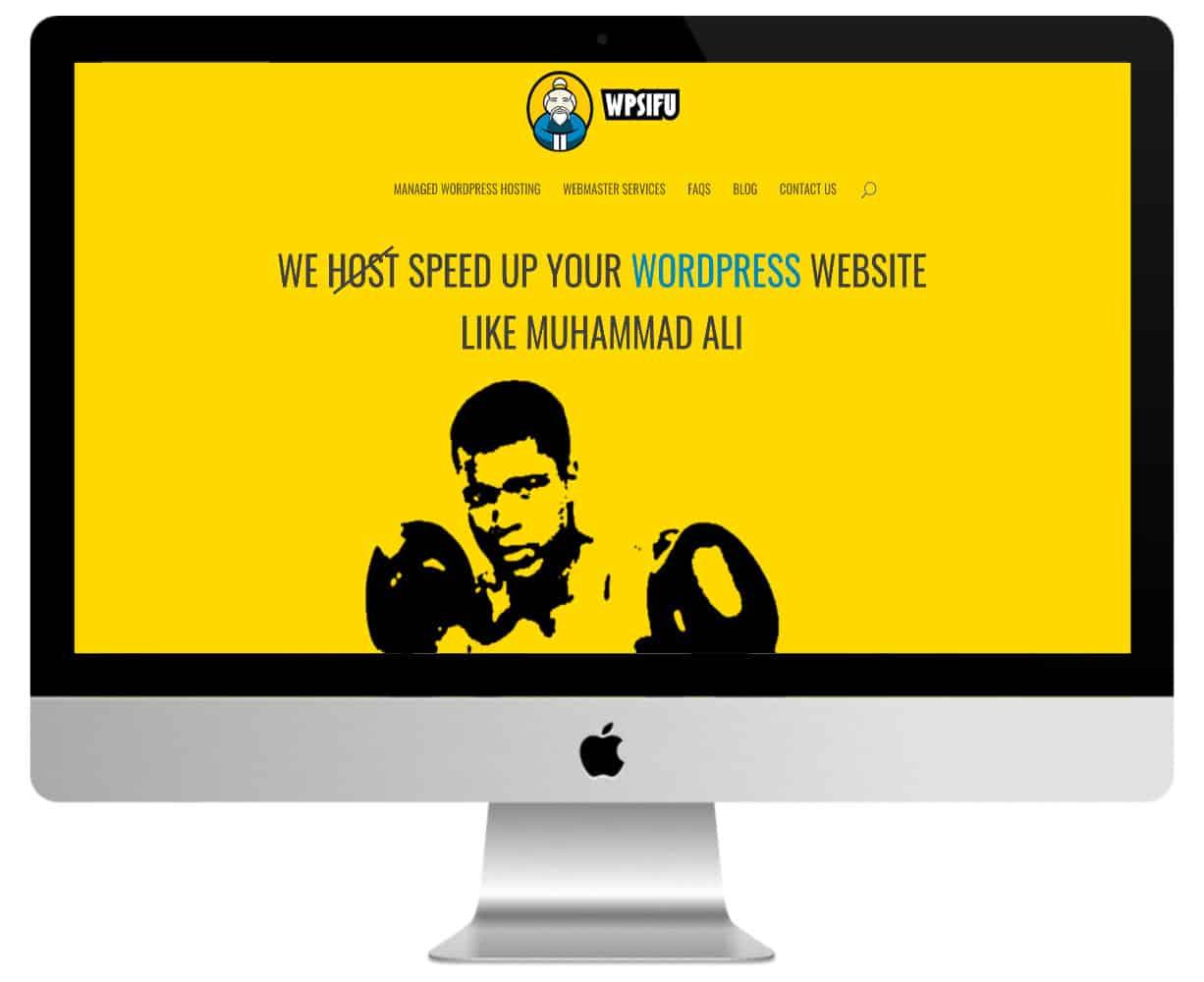 siteweb couleur jaune