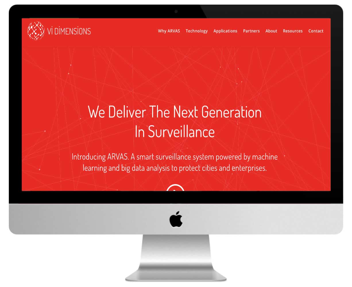 siteweb couleur rouge