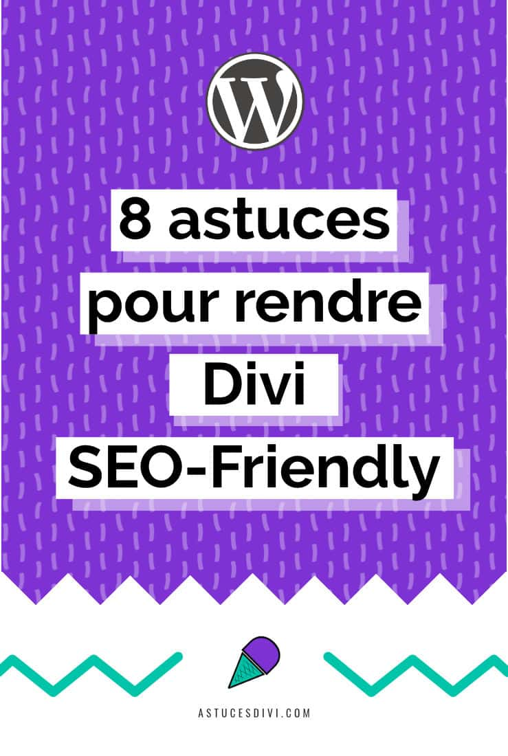 optimiser Divi SEO