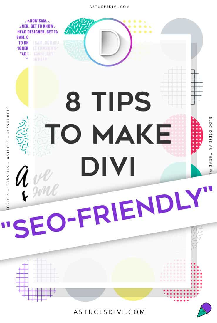 8 divi seo tips