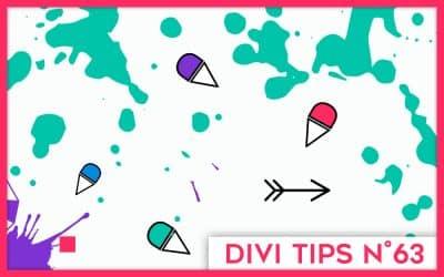Comment obtenir un menu fixe en pied de page avec Divi ?