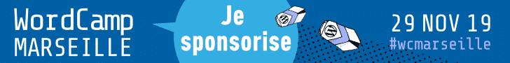 Astuces Divi Sponsor WordCamp