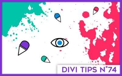 Comment créer un modèle de fiche produit WooCommerce avec Divi ?