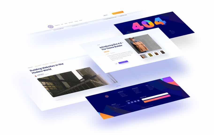 Divi Theme Builder 4.0.x