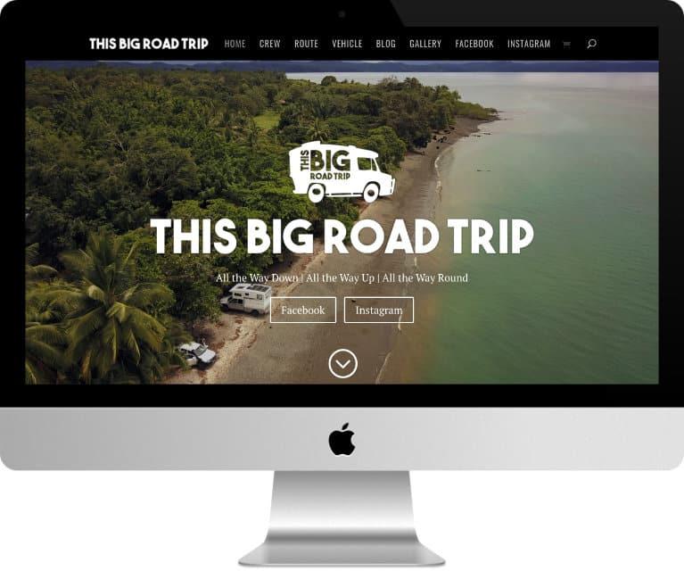 Site The Big Road Trip