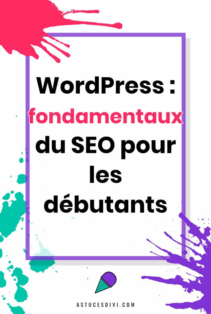 Fondamentaux SEO WordPress