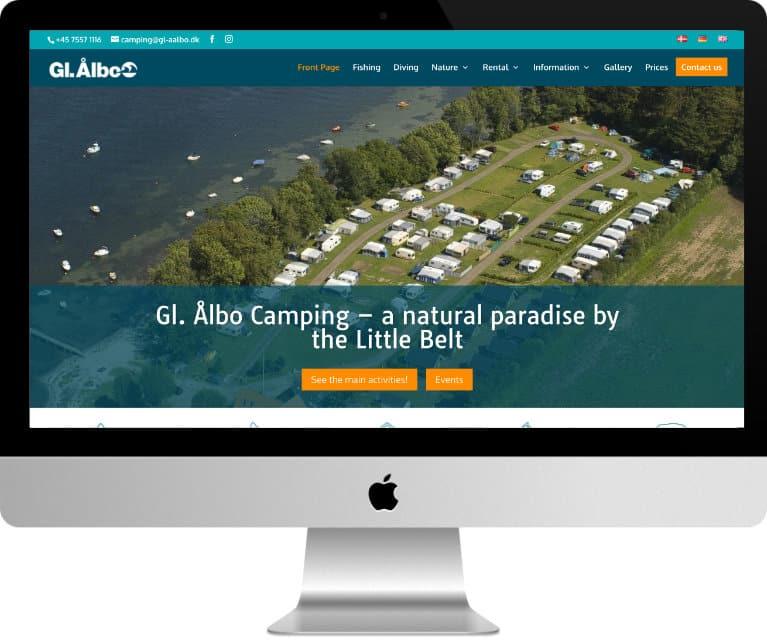 Site Gl-Albo