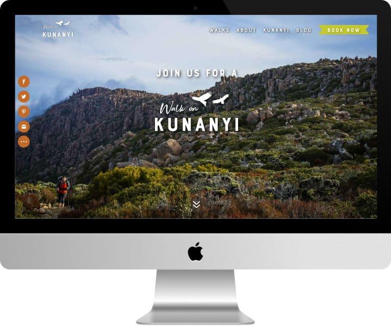 Site Kunanyi