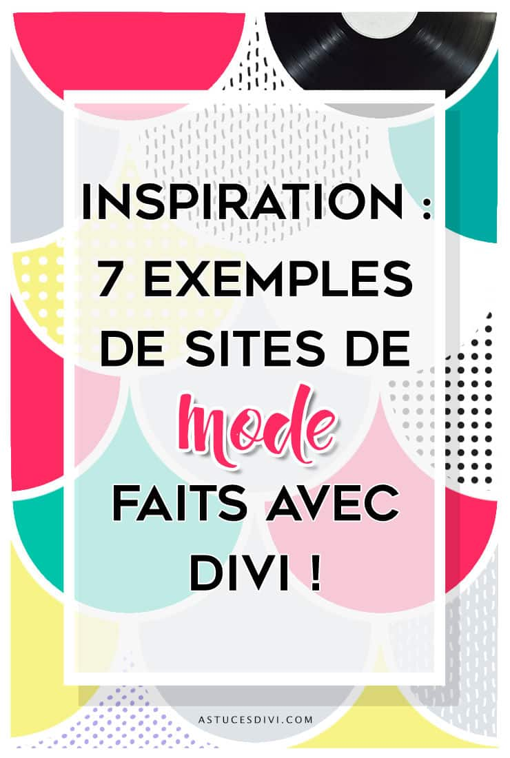 inspiation site de mode