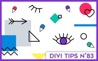 Template d'article Divi : stylisez vos articles de blog tout simplement !