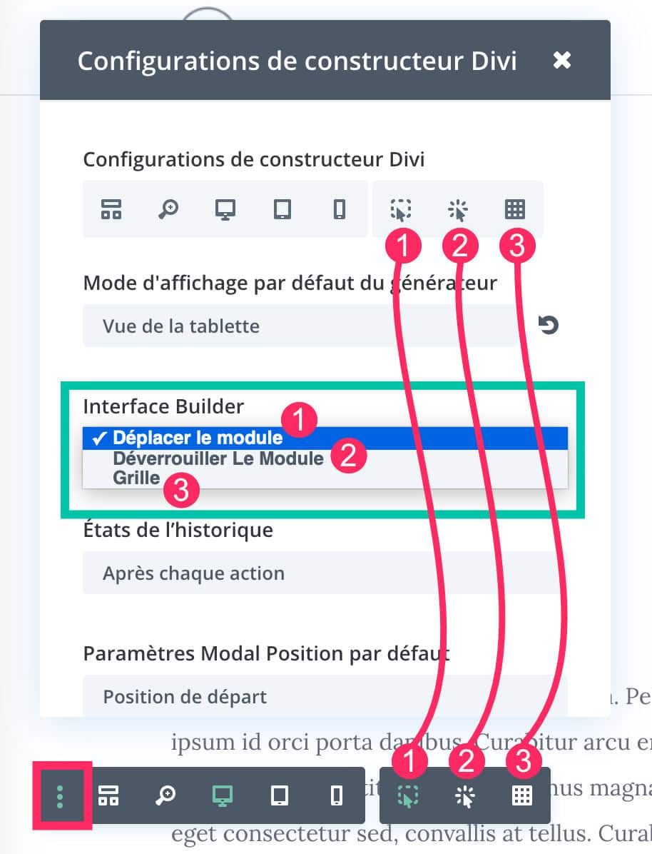 Interface Visual Builder