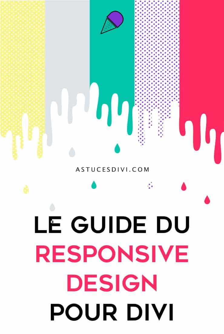 Guide du responsive design Divi