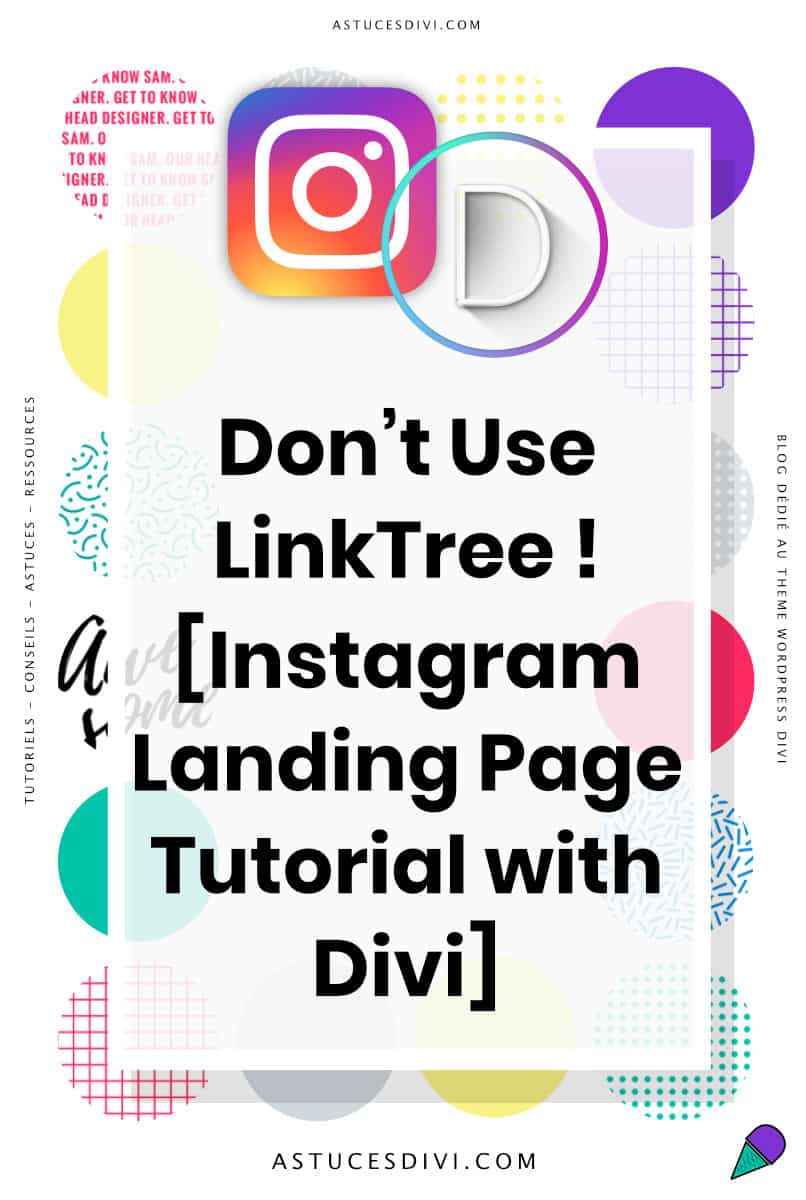 Don T Use Linktree