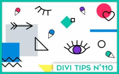 Créer des liens au sein d'une même page avec Divi ou WordPress