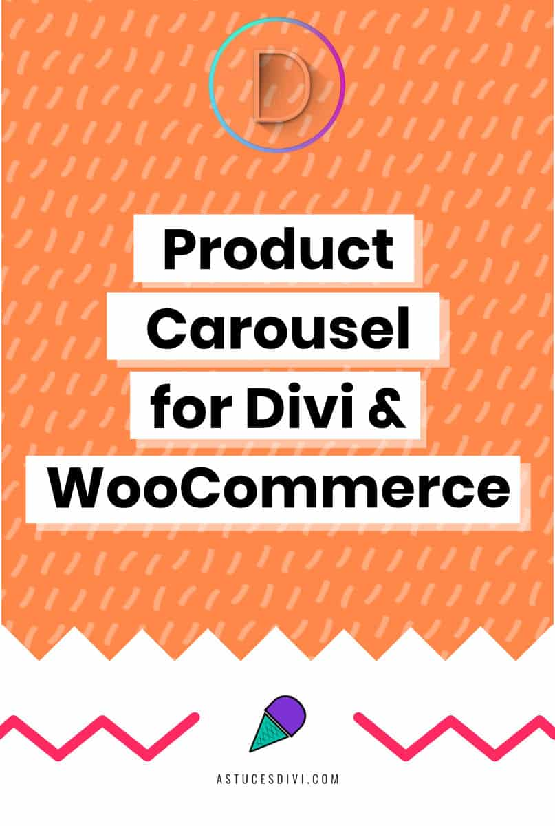 Product Carousel For Divi Woocommerce