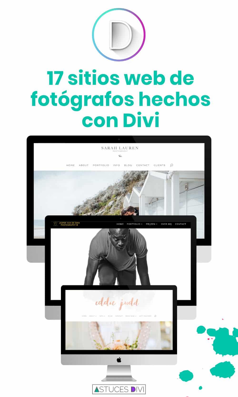 site photo divi tips es