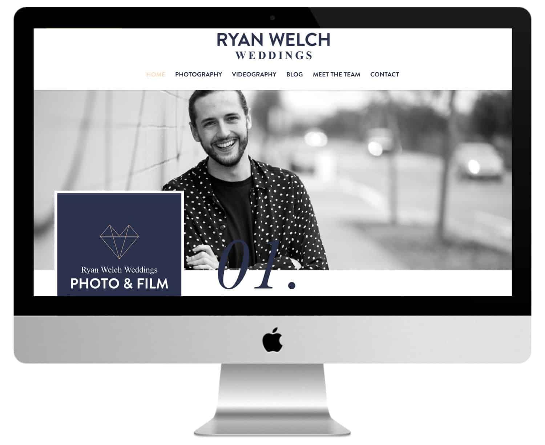 site photographe avec divi 10