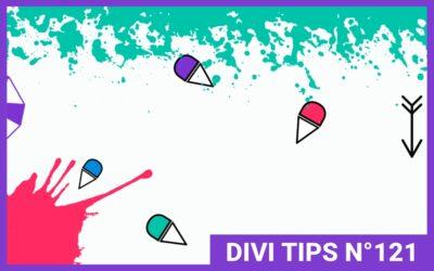 Créez des mises en page originales avec les options de transformation de Divi !
